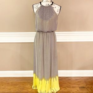 Vince Camuto Sleeveless Maxi Dress, Size 4